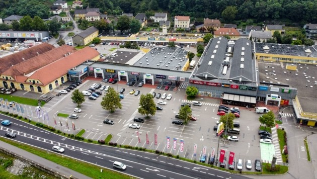 Der Donaupark in Mauthausen schnitt super ab (Bild: Dostal Harald)