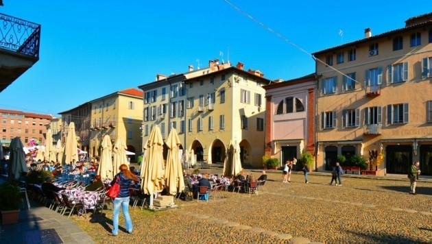 In Pavia wurde der Gesuchte festgenommen. (Bild: stock.adobe.com)