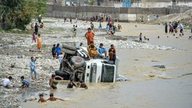 (Bild: NOORULLAH SHIRZADA / AFP (Archivbild))