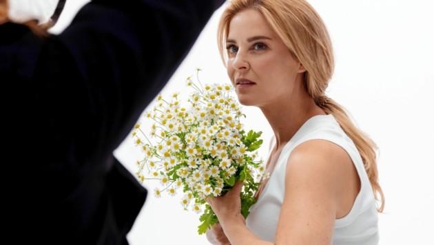 """Reiler: """"Kamille und duftende Rosen dürfen nicht fehlen."""" (Bild: Master Lin/GW Cosmetics)"""