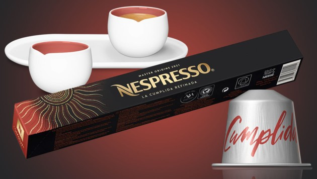 (Bild: Nespresso, Krone KREATIV)