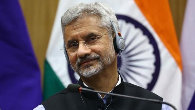Der indische Außenminister Subrahmanyam Jaishankar (Bild: APA/AFP/RUSSIAN FOREIGN MINISTRY)