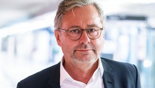 Alexander Wrabetz (Bild: APA/GEORG HOCHMUTH)