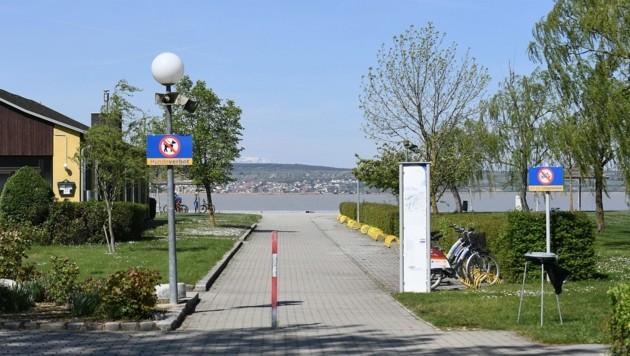 In der Tourismusgemeinde Illmitz möchte man weiter für seine Betriebe da sein. (Bild: P. Huber)