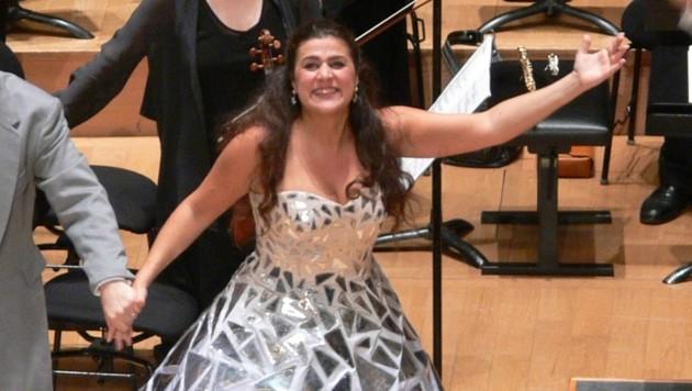 Bonuskonzert bei den Pfingstfestspielen: Arien von Cecilia Bartoli. (Bild: Andreas Praefcke)