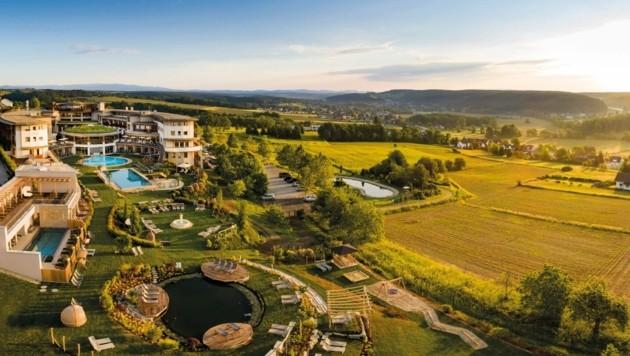 Auch in Stegersbach hoffen die Hoteliers auf zahlreiche Gäste nach dem Lockdown (Bild: Bernhard Bergmann/ Hotel Larimar)