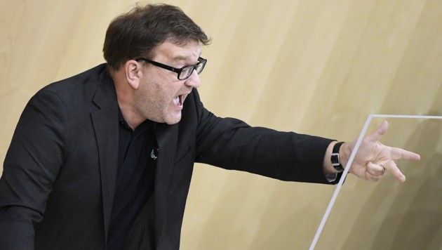 Der grüne Abgeordnete Markus Koza (Bild: APA/ROBERT JAEGER)