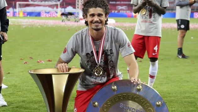 Je fünf Meisterschaften und Cup-Siege hat Andre Ramalho mit Salzburg bereits geholt. Wie viele kommen noch dazu? (Bild: Tröster Andreas)