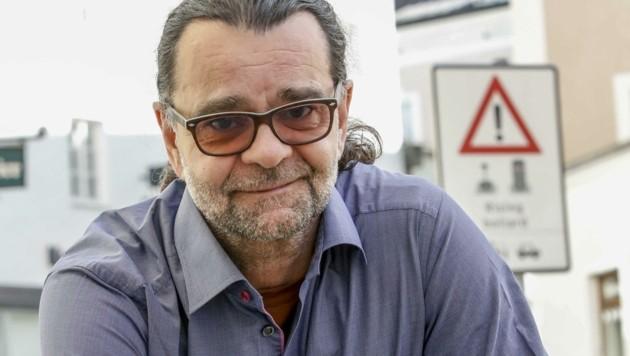 Harald Burgauner, Beratungsstelle Männerwelten (Bild: Tschepp Markus)