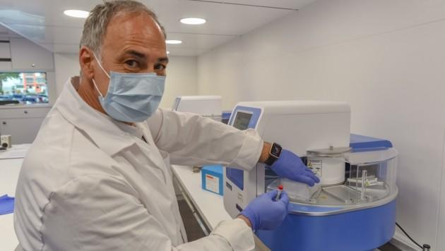 Dr. Ralf Herwig (Bild: Hubert Berger)