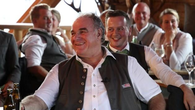 Holte die WM nach Saalbach, will nun weitere drei Jahre Salzburger Landesverbandsboss bleiben: Bartl Gensbichler. (Bild: Tröster Andreas)