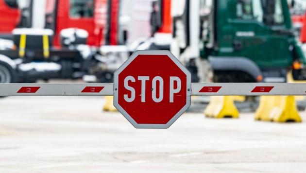 Wie geht's am derzeitigen MAN-Standort in Steyr weiter? Der Lkw-Hersteller will das Werk bis Ende 2022 schließen. (Bild: FOTOKERSCHI.AT/APA/picturedesk.com)