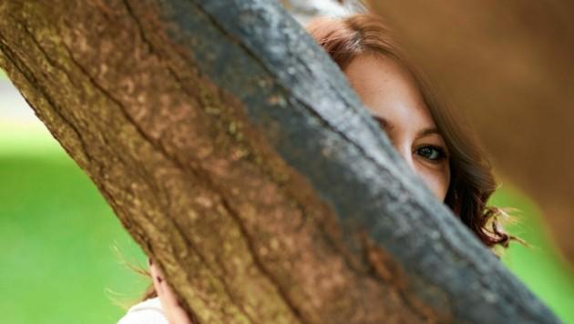 Kerstin erzählt ihre Geschichte - auch um anderen zu helfen. (Bild: Johannes Hloch)