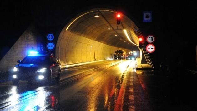 Der Vorfall ereignete sich im Rattenberger Tunnel. (Bild: zoom.tirol)