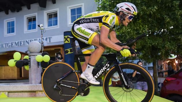 Christoph Strasser (Bild: GEPA pictures)