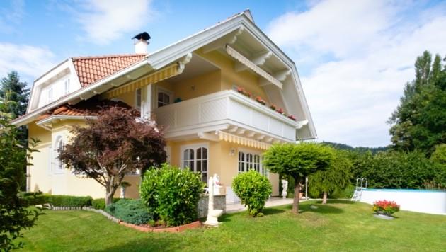 Solche Häuser finden in Coronazeiten schnell neue Besitzer. (Bild: Peter Dohr)