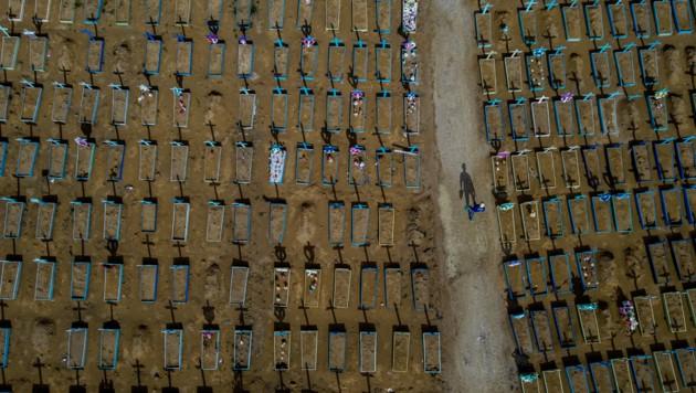 (Bild: AFP/Michael Dantas)