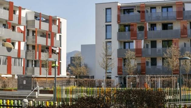 Das Wohnbaupaket soll noch vor dem Sommer in Kraft treten und so Bauprojekte sichern (Bild: Tschepp Markus)