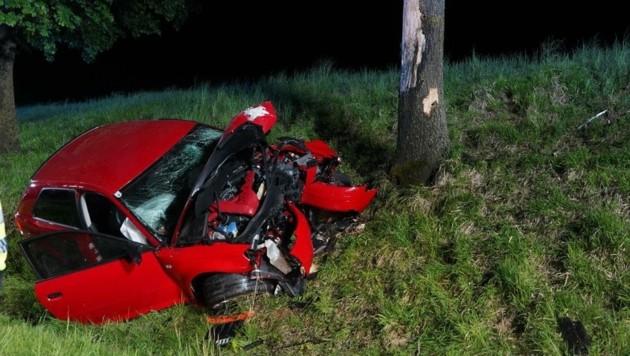 Sami D. (24) verlor bei einem Unfall im Pielachtal das Leben. (Bild: Einsatzdoku.at)