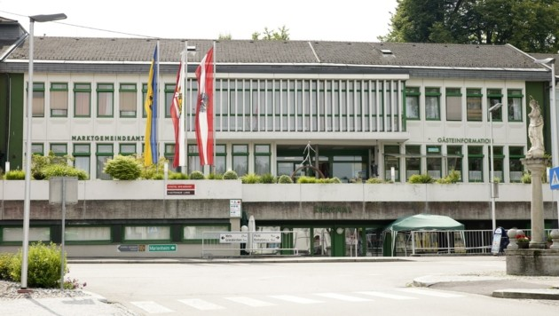 Gallspachs Bürgermeister Dieter Lang wird für Aktivitäten vor Ostern vorgeworfen, die Presseabteilung des Vitalwelt Tourismusverbandes für Parteizwecke verwendet zu haben (Bild: Wenzel Gerhard)