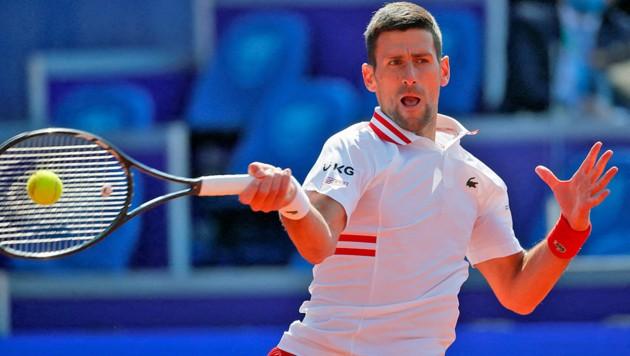 Novak Djokovic (Bild: APA/AFP/PEDJA MILOSAVLJEVIC)
