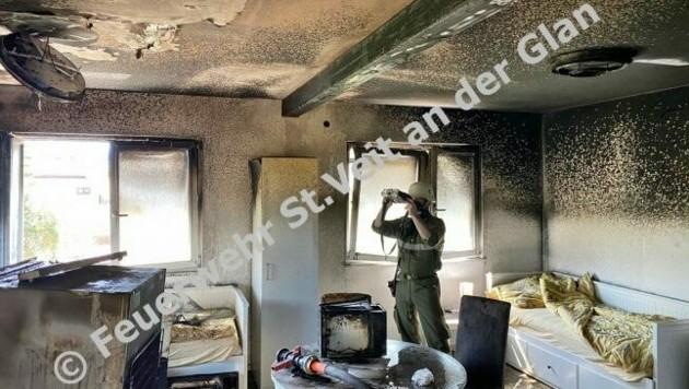 (Bild: Feuerwehr St. Veit an der Glan)