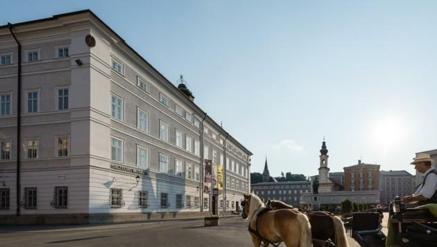 Im Salzburg Museum soll neuer Platz für die Kooperation mit dem Wiener Belvedere geschaffen werden. (Bild: Salzburg Museum/Bryan Reinhart)