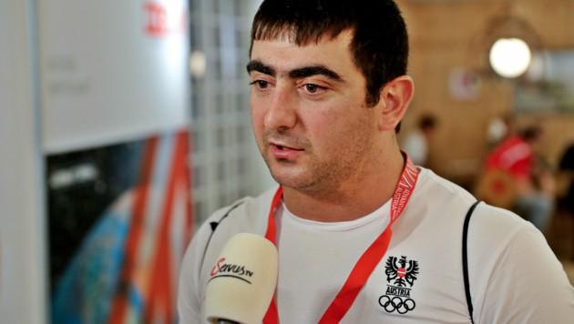 Sargis Martirosjan (Bild: GEPA pictures)