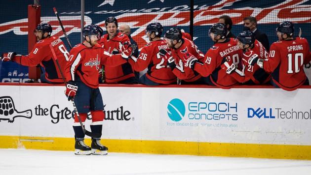(Bild: APA/Getty Images via AFP/GETTY IMAGES/Scott Taetsch)