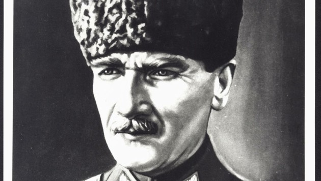 Staatsgründer Mustafa Kemal Atatürk (1881 bis 1938). (Bild: Honorar)