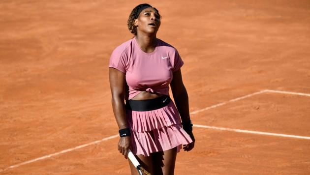 Serena Williams (Bild: AFP)