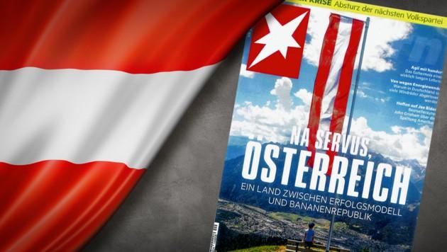 (Bild: Stern, stock.adobe.com, Krone KREATIV)