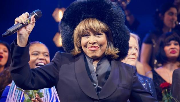 Tina Turner (Bild: APA/dpa/Georg Wendt)