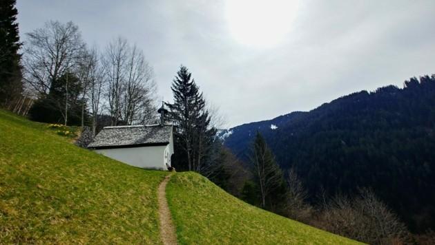 Die Route nach Valleu ist zwar anspruchsvoll, aber landschaftlich ein Traum. (Bild: Rubina Bergauer)