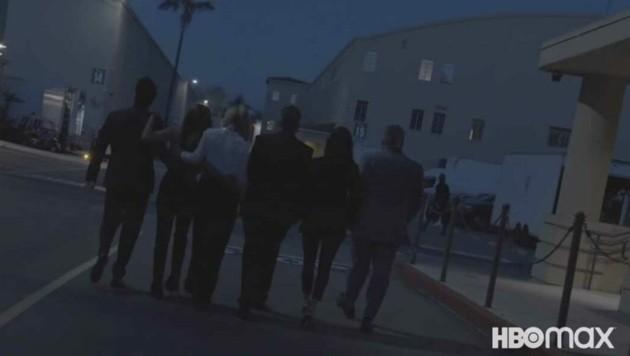 """""""Friends: The Reunion"""" wird in den USA ab Ende Mai von HBOmax gestreamt. (Bild: HBOmax)"""
