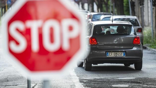 (Bild: Jure Makovec/AFP (Symbolbild))