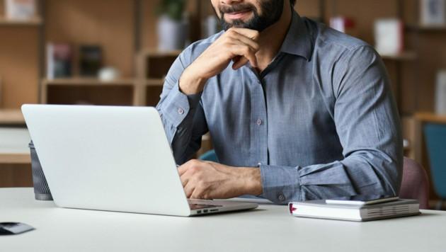 Schnelles Internet ist gut - wenn verfügbar (Symbolbild). (Bild: ©insta_photos - stock.adobe.com)