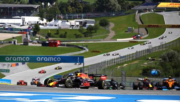 Der Red Bull Ring wird auch 2021 zweimal Gastgeber eines Formel-1-Rennens sein. (Bild: Getty Images / Red Bull Content Pool)