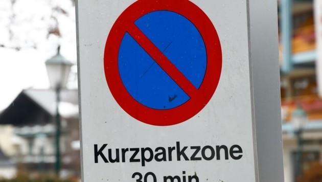 Die Wogen in der Pongauer Gemeinde gehen hoch. Ab Sommer will Bürgermeister Christian Mooslechner für rund 200 Parkplätze Gebühren von maximal vier Euro einfordern. (Bild: Gerhard Schiel)