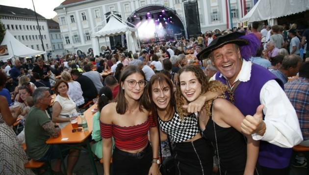 Musik, Kleinkunst, Flohmarkt, Gemütlichkeit: Der Altstadtzauber der Stadtrichter entfällt. (Bild: Rojsek-Wiedergut Uta)
