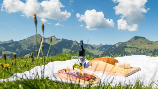 Im Ländle ist man gerüstet für die erhofften Touristen. (Bild: Alex Kaiser - Alpenregion Bludenz Tourismus GmbH)