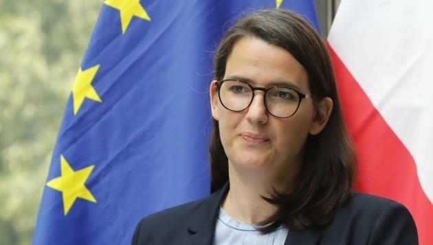 """Barbara Thaler wird als """"heißes Eisen"""" gehandelt, wenn es darum geht, die Innsbrucker VP neu aufzustellen und zukunftstauglich zu machen. (Bild: Birbaumer Christof)"""