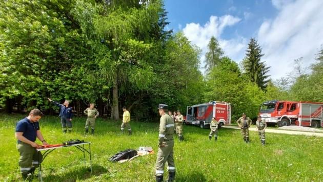 (Bild: Feuerwehr Granitztal)