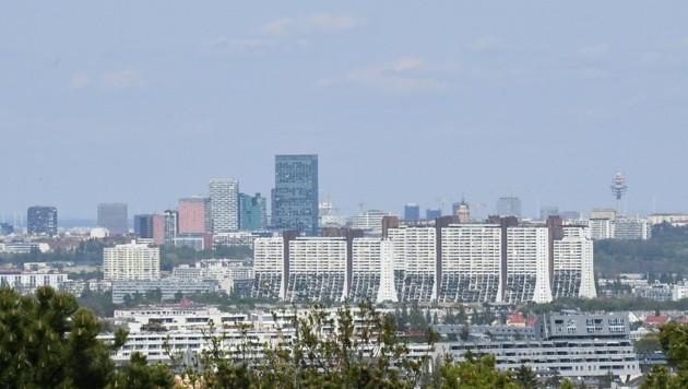 Wie viele Wohnungen stehen in Wien länger als sechs Monate ungenutzt leer? Die Stadt hat keine Zahlen. Die letzte Erhebung fand 2015 statt. (Bild: P. Huber)