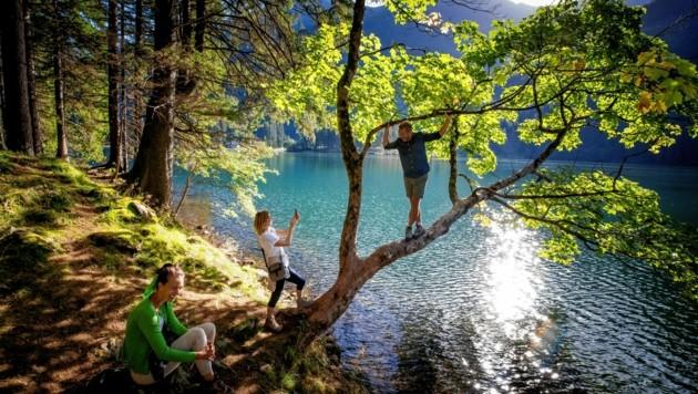 Steiermark Tourismus macht mit den tollsten Bildern Gusto (Bild: Steiermark Tourismus / Tom Lamm)