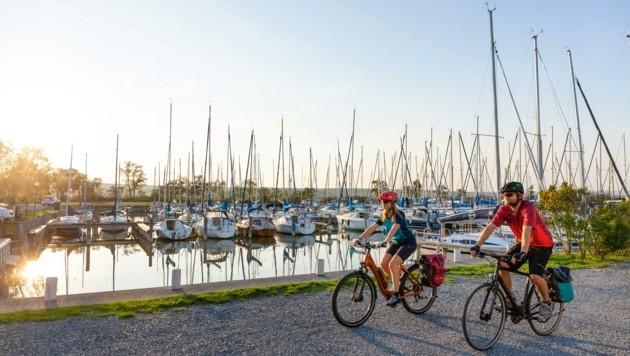 Didi Tunkel sieht dem Tourismus im Sommer positiv entgegen. (Bild: Daniel Simon)