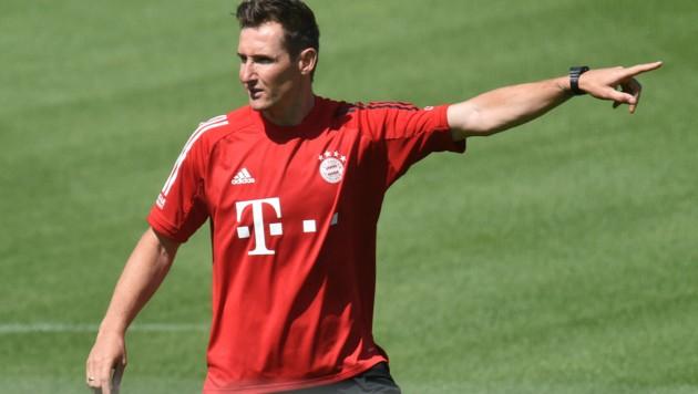 Miroslav Klose (Bild: APA/AFP/Christof STACHE)