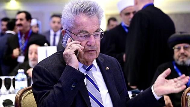 Altbundespräsident Heinz Fischer (Bild: APA/Hans Punz)