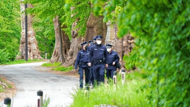 Die Grazer Ordnungswache geht auf Tierschutz-Streife. (Bild: Sepp Pail)