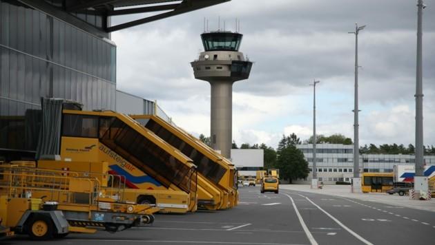 Nach coronabedingtem Stillstand kehrt ab Juni wieder Leben am Salzburg Airport ein. (Bild: Tröster Andreas)